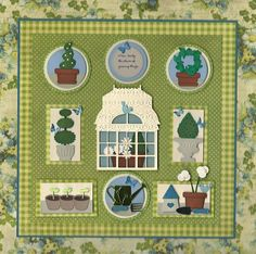 "Layout: ""The Greenhouse"" Sampler"