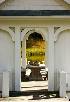 Blackberry Farm Boat House   Walland, TN by Spitzmiller & Norris, Inc.