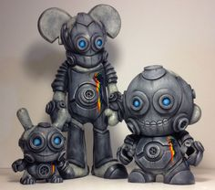 1000 Images About Design Urban Vinyl Art Toys On
