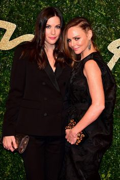 Liv Tyler y Stella McCartney