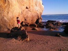 Top 10 kid friendly beaches in and around Los Angeles ... el matador beach