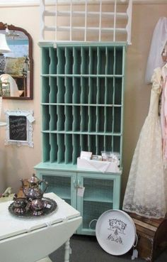 Vintage cabinet ~ available in our booth