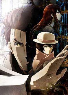 Фантастическое аниме Врата Штейна 0 - Steins;Gate 0 2 серия