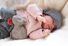 Baby maus Lina mit Traubenkernfüllung - Made by Herzzucker Kids Hands