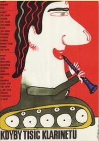 V Mladé Boleslavi jsme hráli i film Kdyby tisíc klarinetů.