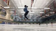 Learn how to do an axel jump with this figure skating tutorial. Sharing my top ice skating tips and figure skating exercises for your axel jump progress :) A. Ice Skating Jumps, Figure Skating Jumps, Ice Skating Videos, Figure Skating Quotes, Figure Ice Skates, Ice Skaters, Figure Skating Dresses, Roller Skating, Medvedeva