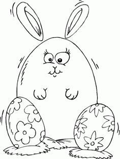 1000 images about Easter Digi Stamps Printouts on