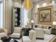 modern lounge of Mukesh Ambani house Mukesh Ambani House, Billion Dollar Homes, Billionaire Homes, Interior Design Games, Storey Homes, Modern Mansion, Modern Lounge, Expensive Houses, Big Houses
