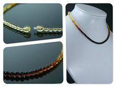 collar de ambar baltico  7gr. (baltic amber necklace 7gr.)