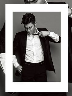 More Of Choi Siwon For The July 2015 Edition Of L'Officiel Hommes   Couch Kimchi