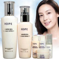 Korean Cosmetics_Amore Pacific IOPE Whitegen Special 2pc Set *** Check out the image by visiting the link.(This is an Amazon affiliate link)