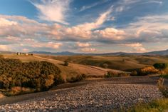 Autumn in val d'Orcia - null