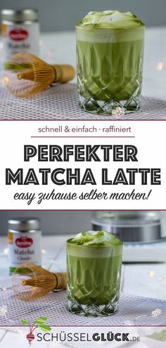 Matcha latte - Healthy Drinks to Lose Weight Fun Cocktails, Cocktail Recipes, Latte, Most Pinned Recipes, Matcha Tee, Smoothie Benefits, Veggie Smoothies, Smoothie Prep, Smoothie Recipes