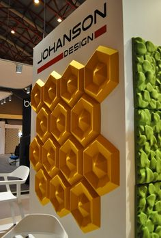 Sound Absorbent Panels by Johanson Design at Design Creative Sound, Sound Absorbing, Sound Proofing, Tasting Room, Textured Walls, Interior Ideas, Projects To Try, Decor Ideas, Architecture