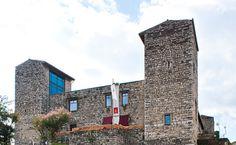 Oldofredi Castle on Lake Iseo