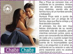 Cine Bollywood Colombia: CHALTE CHALTE