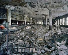 Detroit ruins | ... Meffre, Detroit in Ruins, Public Schools Book Depository, Detroit