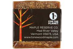 Maple Sugar Cube made by Tonewood – MOUTH