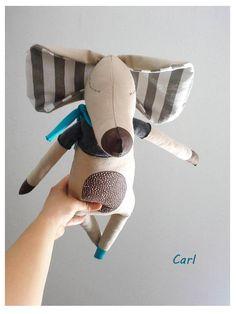Carl - Soft doll by LivaSocksDoll on Etsy https://www.etsy.com/listing/280770240/carl-soft-doll