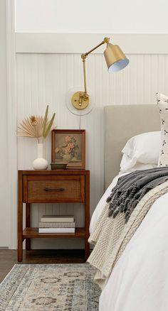 Dream Bedroom, Home Bedroom, Bedroom Decor, Master Bedroom, Bedroom Styles, My New Room, Decoration, Room Inspiration, Sweet Home