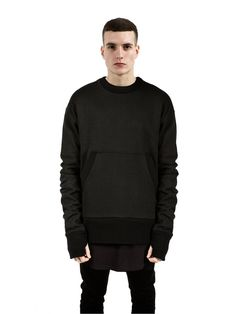 Haris Seoudy | Represent Essential Sweater