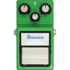 Amazon|Ibanez アイバニーズ ギター用オーバードライブ Tube Screamer チューブスクリーマー TS9|楽器ストア オンライン通販