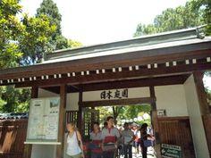 Entrada Jardín Japonés