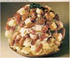70s Buffet · Donu0027t Eat This! The Roaches Have Got To It! 1970s Food,