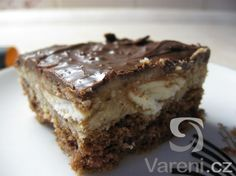 Neodolatelné ořechovo-kávové řezy - Sweet And Salty, Tiramisu, Baking, Ethnic Recipes, Food, Style, Swag, Bakken, Eten