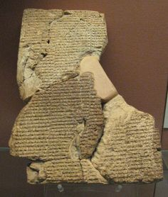 Ancient Sumerian Texts - King List Sumerian Gods Descended from the Sky Anunnaki