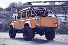Land Rover Defender 110, I'm having a bit of crisis for a long wheelbase Landy 110/109 at the moment. Want to make an expedition vehicle/camper out of one.