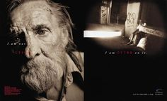 Read more: https://www.luerzersarchive.com/en/magazine/print-detail/catholic-charities-1293.html Catholic Charities I am not living on the street. I am dying on it. (Marvin,65. Lost his job 5 years ago.) Tags: Martin Williams, Minneapolis,Marc Norberg Studio Inc., Minneapolis,Brady Willette,Christopher Wilson,Jim Henderson,Catholic Charities