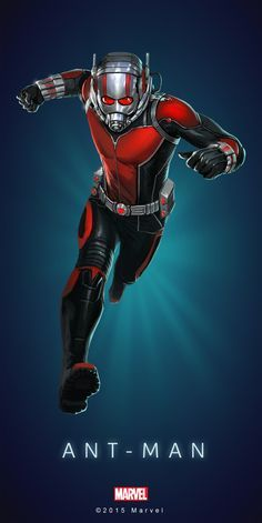 Ant man #Marvel #comic #cosplay #costume #antman
