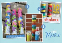 More than 50 toilet roll crafts for kids!