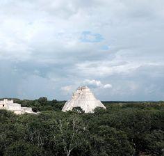 Uxmal in Yucatan