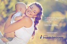 Essa é nossa singela homenagem a elas que são e sempre serão as mais especiais em nossas vidas. Feliz dia das Mães!