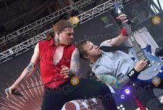 Brent Smith and Zach Meyers rock my world! @marthajohnson @hollyarnold