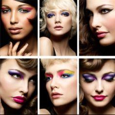 Gorgeous, makeup inspiration
