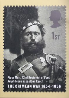 Issued 12 October The Crimean War. Crimean War, Book Posters, Present Day, Post Office, Napoleon, Royal Mail, Family History, Postage Stamps, Great Britain