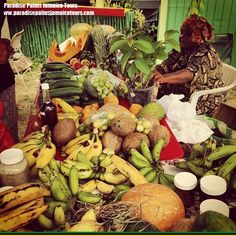 Paradise Palms Jamaica Tours present different variety of food and dishes of Jamaica.