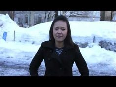 Natalie Tran in New York with Lonely Planet