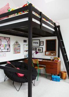 Кровать-чердак Стуро