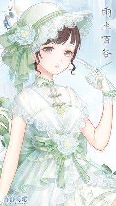 Anime Drawing Styles, Anime Girl Drawings, Anime Angel Girl, Anime Art Girl, Manga Girl, Nikki Love, Beautiful Anime Girl, Beautiful Drawings, Anime Outfits