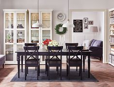 Image result for ikea dining room