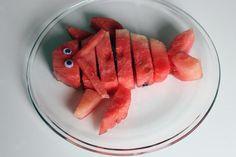 Melonen-Krabbe