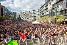Radio 104.5 Summer Block Party Series Changes Course