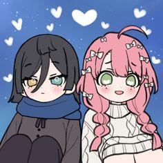 Twitter Kawaii Chibi, Anime Chibi, Anime Naruto, Anime Love Couple, Cute Anime Couples, Demon Slayer, Slayer Anime, Anime Watch, Ship Drawing