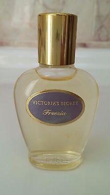 Victoria's Secret FREESIA .5 oz Cologne Splash Mini Bottle 0.5