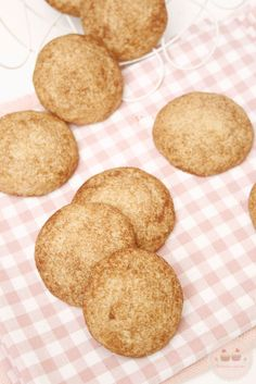 Tu medio cupcake: Snickerdoodle Cookies #snickerdoodles #cookies #recipe #receta