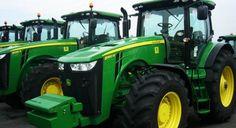 """""""John Deere"""" отпуска кредити с ниска лихва за трактори и комбайни"""